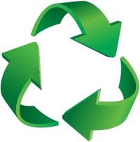 riciclo poliuretano