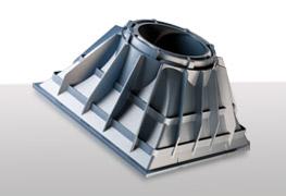 poliuretano rim stampi in alluminio e resina